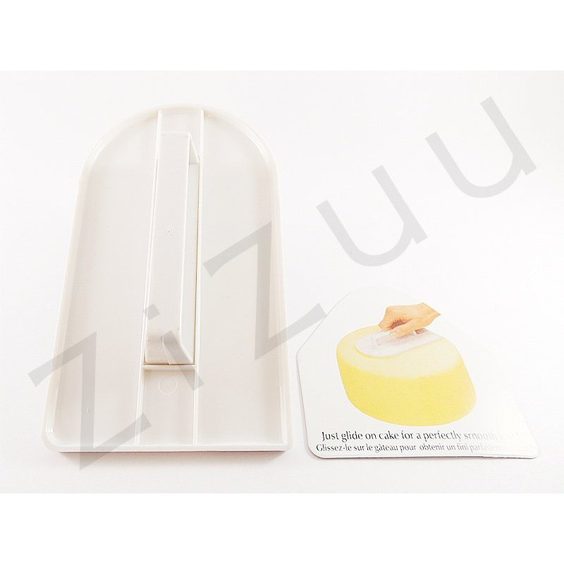 Smoother tondo spatola per lisciare da cake design - Accessori per cake design ...
