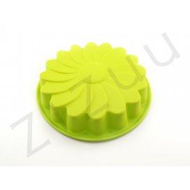 Tortiera: stampo in silicone a forma di Margherita