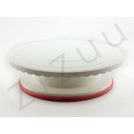Alzata girotorta, per decorazione torte nel cake design