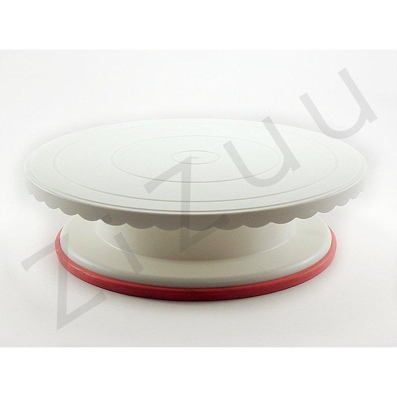 Alzata girotorta per decorazione torte nel cake design for Decorazione torte karate