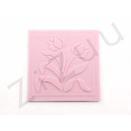 Stampo in silicone per decorazione torta