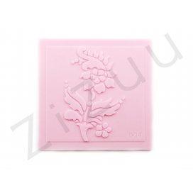 """Timbro: stampo a rilievo in silicone """"Girasole"""" per cake design"""