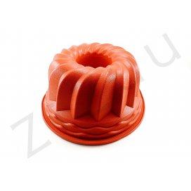 """Tortiera: stampo Bundt Cake Pan a forma di Ciambella """"Nordic Style"""", in silicone"""