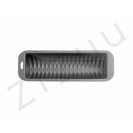 Stampo a forma di tronchetto o gazzella in alluminio antiaderente - qualità professionale Pro-Q