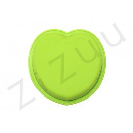 Stampo a forma di cuore in silicone