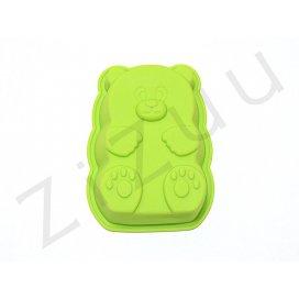 Stampo a forma di orsetto in silicone