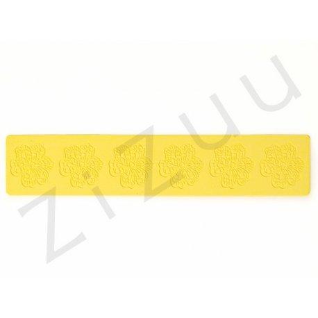 Stampo per pizzo e decoro in silicone 8