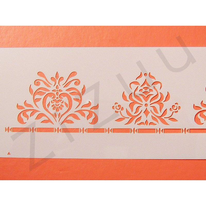 stencil mascherina per dolci greche e decorazioni