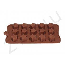 Stampo per cioccolatini in silicone a forma di stelle