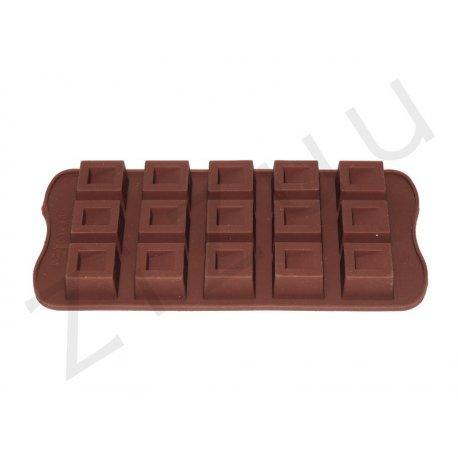 Stampo per cioccolatini in silicone a forma di cubo