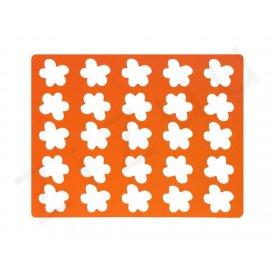 Stampo per fiori di cioccolato in silicone