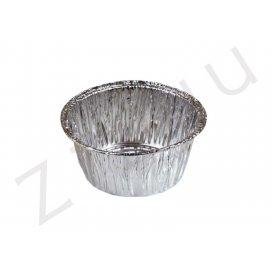 Stampo monouso tondo, in alluminio