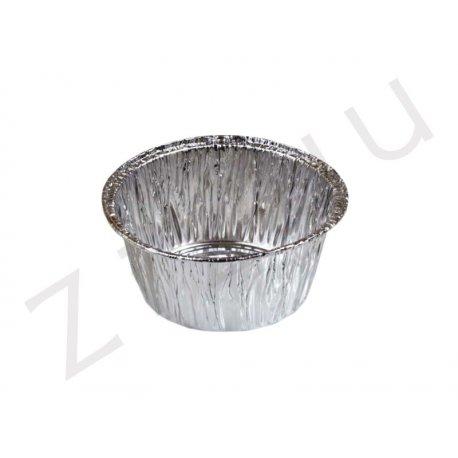 Stampo tondo monouso in alluminio