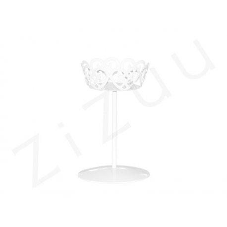 Cupcake stand: alzata per cupcake singolo (12cm)