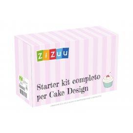 Starter kit completo per Cake Design