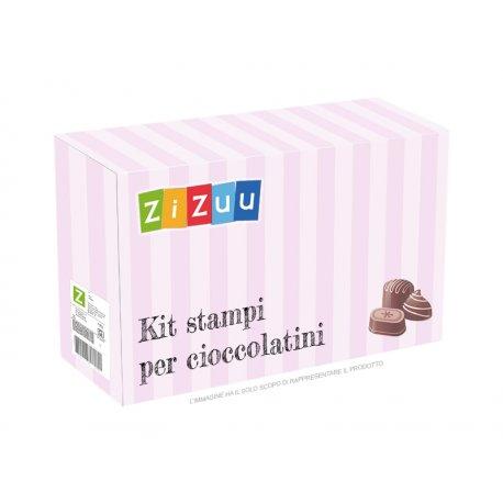 Kit stampi per cioccolatini
