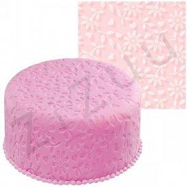 """Tappetino silicone decorato """"Floral Fantasy"""""""