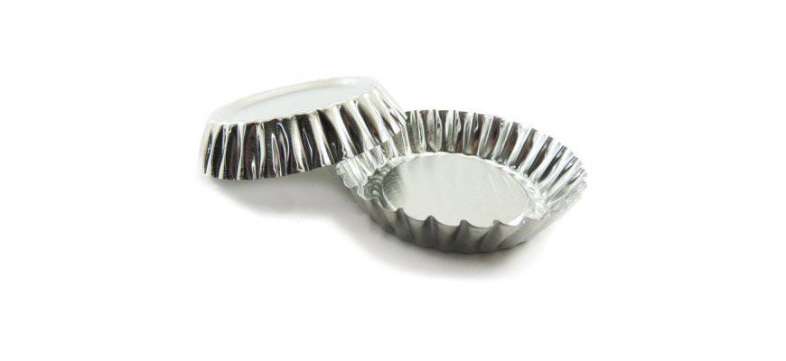 Stampi mignon per tartellette e crostatine