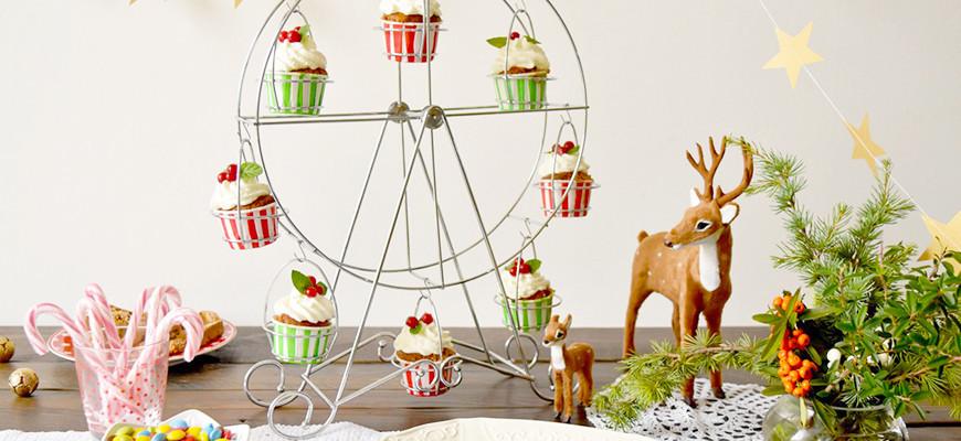 Alzate per muffin e cupcake
