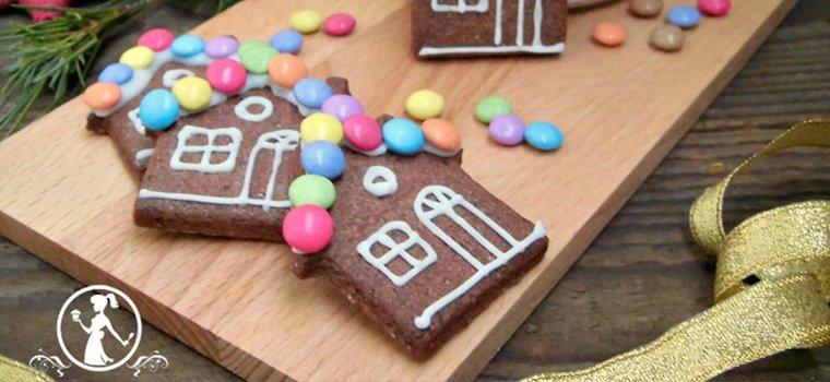 Biscotti al cacao speziati